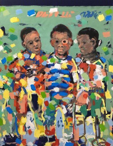 Cheikhou Ba, 'Colobane 2 bis', 2019