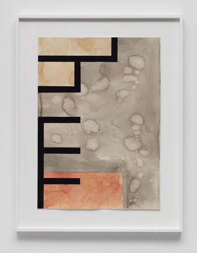 Andrea Zittel, 'Study for Planar Panel #2', 2017