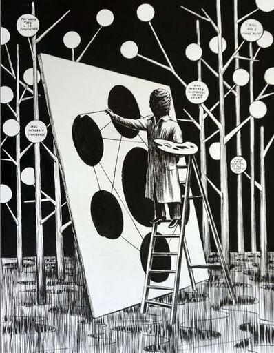 Mihael Milunovic, 'The Arborscence ', 2016