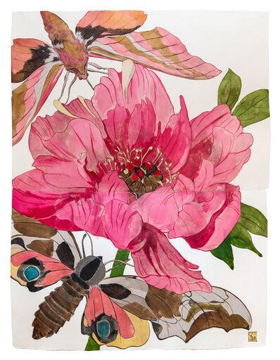 Sarah Graham, 'Paeonia lactiflora IV', 2019