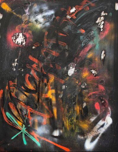 Thierry Furger, 'Fluechtig 9', 2020