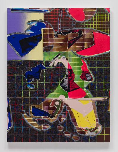 Britton Tolliver, 'Neckbreaker', 2016