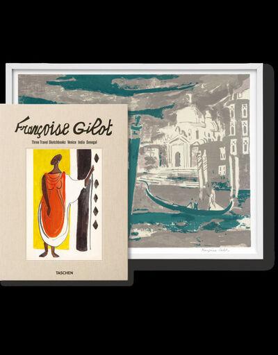 Françoise Gilot, 'La Salute, Venice by Françoise Gilot Art Edition (Book and Print)', 1974-1981
