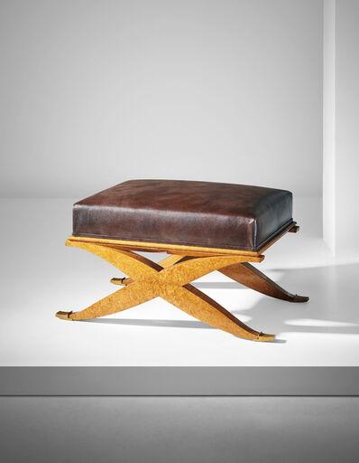 Jacques-Emile Ruhlmann, 'Bench, model no. 481 NR', ca. 1928