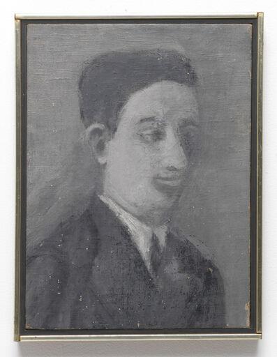 Milton Resnick, 'Nat', ca. 1937