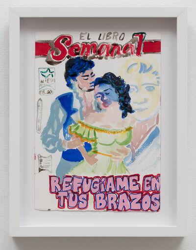 Katie Herzog, 'El Libro Semanal: Refugiame En Tus Brazos', 2019