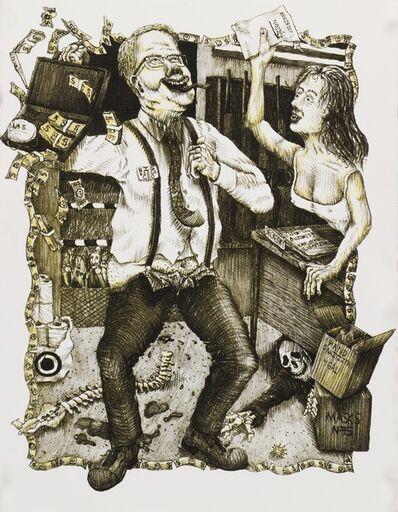 Derek Hibbs, 'Greed', 2020