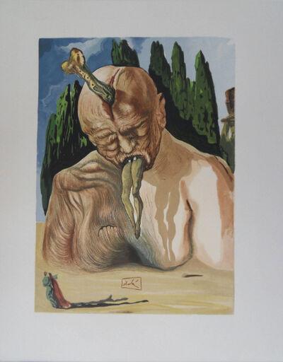 Salvador Dalí, 'The Logician Devil', 1963