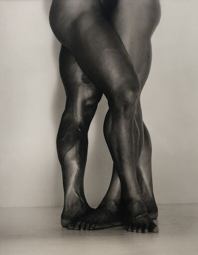 Herb Ritts, 'Duo III, Los Angeles', 1990