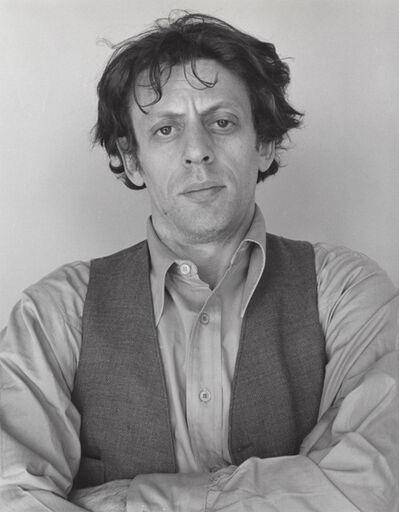 Robert Mapplethorpe, 'Philip Glass', 1976
