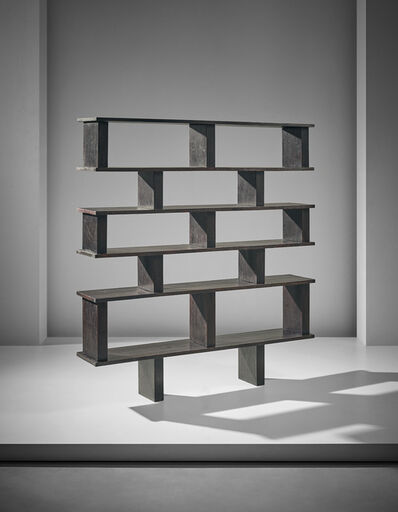 Charlotte Perriand & Pierre Jeanneret, 'Unique bookcase, designed for Henri Ingber', 1948