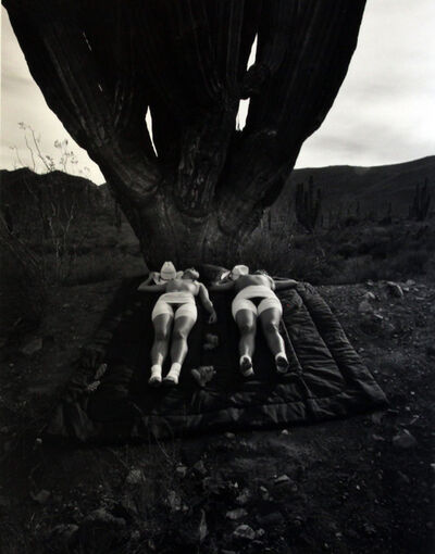 Eikoh Hosoe, 'My Homage to Bravo, Baja California', 2001