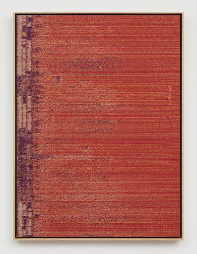 Mika Tajima, 'Negative Entropy (Toyota Motomachi Alarm, Orange, Single)', 2018