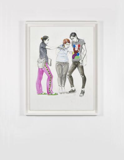 Charles Avery, 'Untitled (Pamphleteer)', 2020