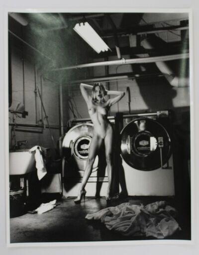 Helmut Newton, 'Domectic Nude III', 1992
