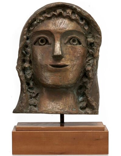 André Derain, 'La Femme à la Coiffe', C. 1912/14