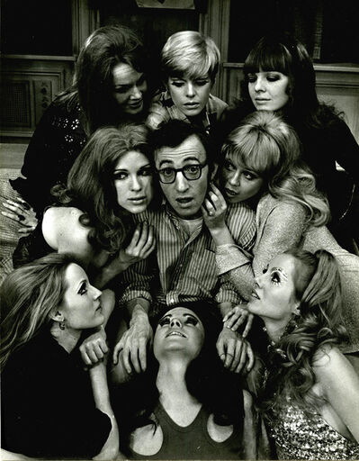"Philippe Halsman, 'Woody Allen in ""Play it Again, Sam""', 1969"
