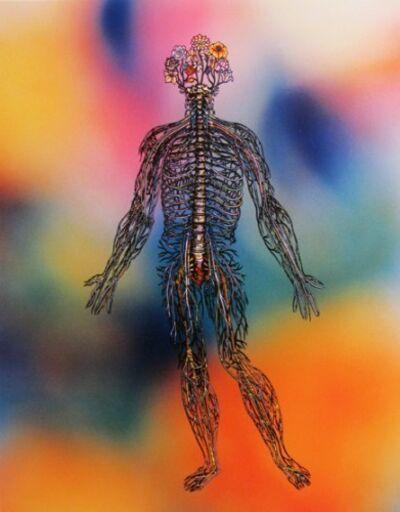 Robert Flack, 'Anatomical Garden', 1990