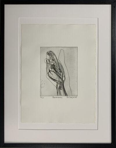 Stanley William Hayter CBE, 'Cheiromancy', 1974