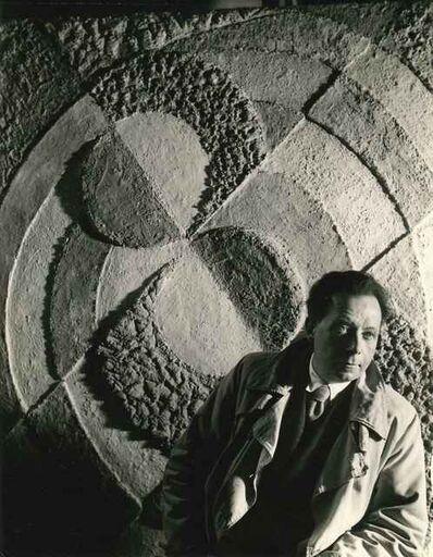 Florence Henri, 'Portrait Composition (Robert Delaunay)', 1935