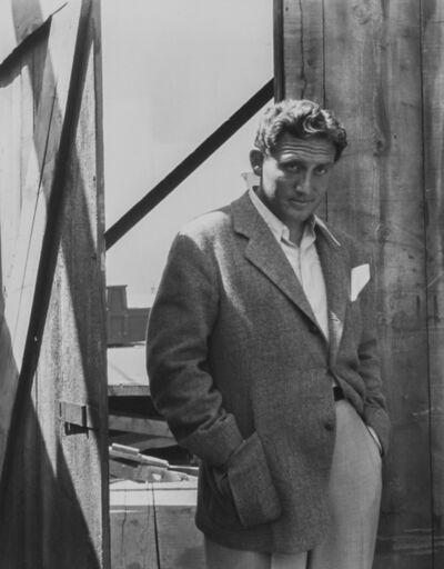 Imogen Cunningham, 'Spencer Tracy on Location, 1932', c. 1979-1999