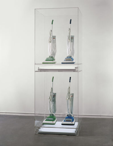 Jeff Koons, 'New Hoover Convertibles Green, Blue, New Hoover Convertibles, Green, Blue Doubledecker', 1981-1987