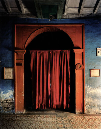 Andrew Moore, 'Cortina Roja'