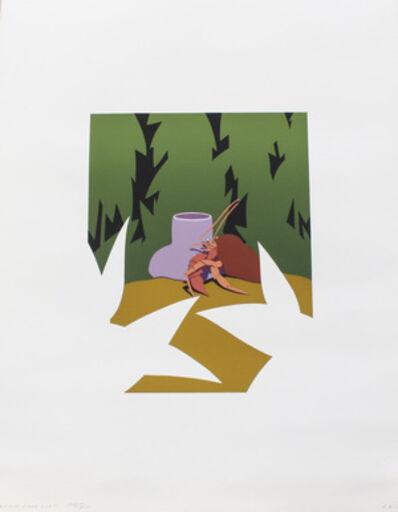 Ken Price, 'Hermit Crab Cup', 1972