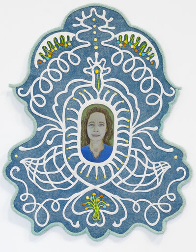 Nancy Jackson, 'Self Portrait 1', 2015