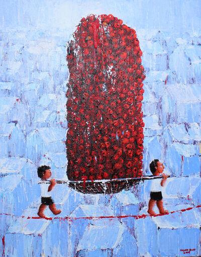 Hono Sun, 'Blessing', 2015