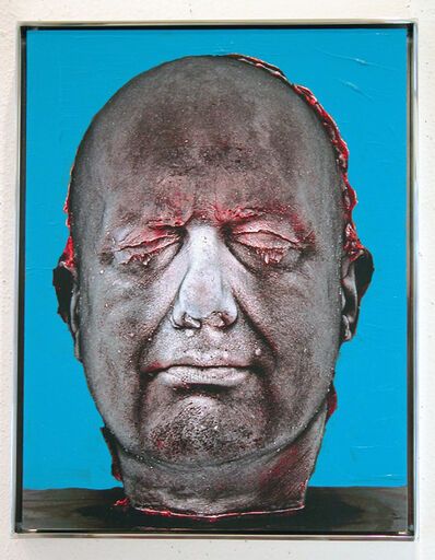 Marc Quinn, 'Self (hand-painted)', 2006