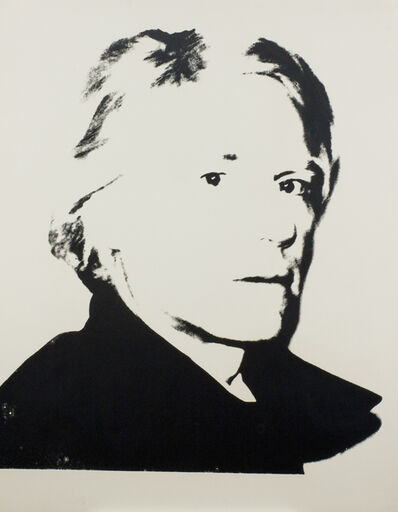 Andy Warhol, 'Self-Portrait', ca. 1977