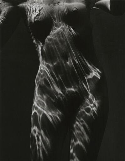 Brett Weston, 'Underwater Nude 74', 1979-1982