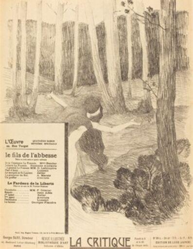 Henri Lebasque, 'Le Fils de l'abbesse; Le Fardeau de la liberté', 1897
