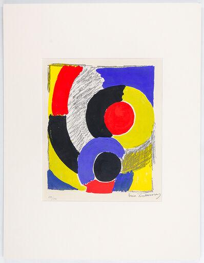 Sonia Delaunay, 'Composition', ca. 1970
