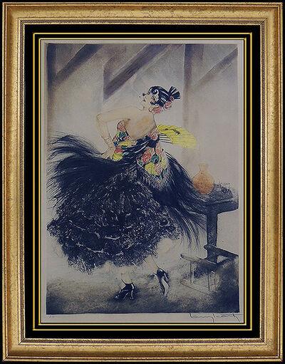 Louis Icart, 'Carmen', 1900-1949