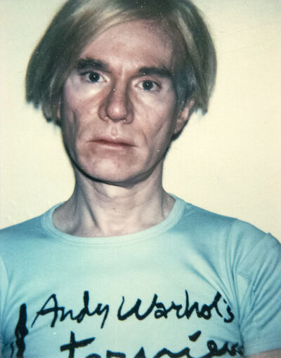 Andy Warhol, 'Self Portrait', 1977
