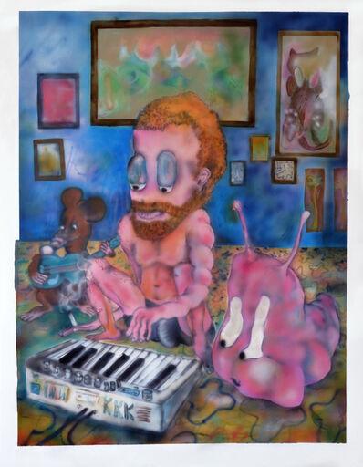 Constanza Giuliani, 'El profesor de piano'
