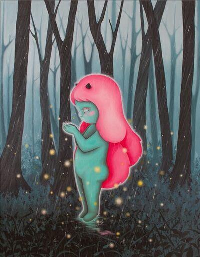 Okokume, 'Under The Rain', 2017