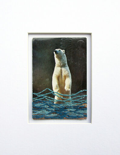 Kathryn Hunter, 'water: Polar Bear'