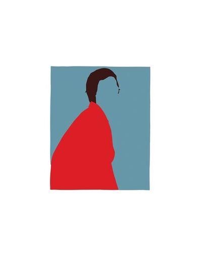 Casey Waterman, 'Coat (Small Print) ', 2018