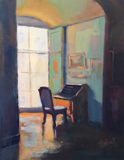 Lesley Powell, 'Chateau Desk', 2019