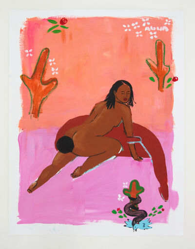 Monica Kim Garza, 'Agua Chocolate', 2016