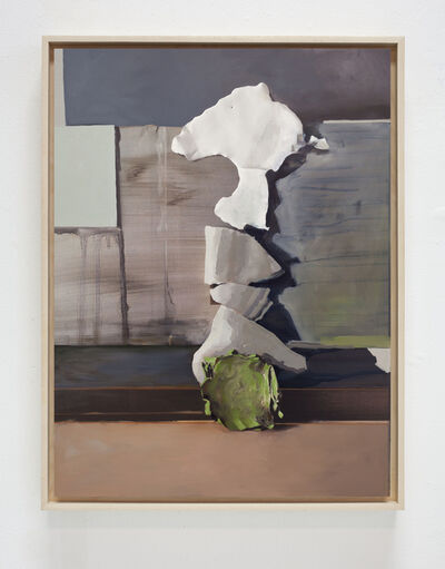 Jenny Brillhart, 'Persimmion Base', 2015