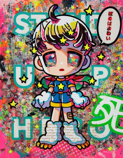 Hikari Shimoda, 'Stand Up, Hero', 2019