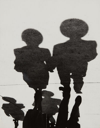 Marvin E. Newman, 'Untitled (shadows)', 1951-printed no later than 1953