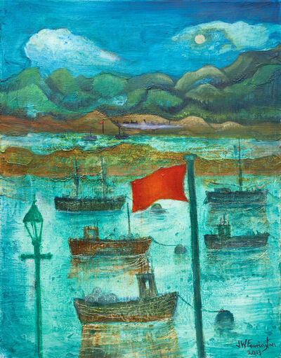 John Farrington, 'The Estuary III', 2013