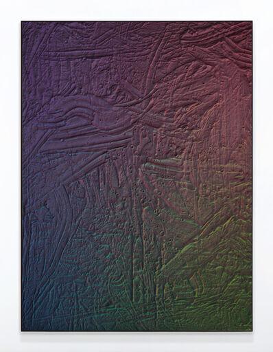 Michael Staniak, 'Oxide painting 142', 2020
