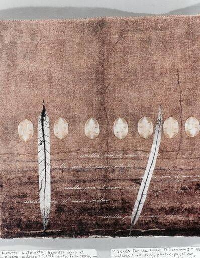 Laurie Litowitz, 'Semillas para el nuevo milenio ', 2004