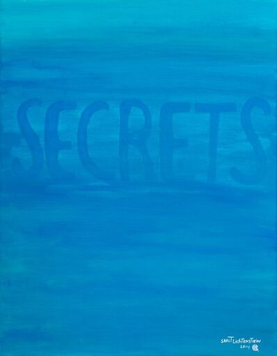 Sarit Lichtenstein, 'Secrets in Turquoise', 2014